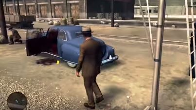 L.A Noire Game Screenshot 2011