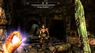 The Elder Scrolls vs Skyrim 2 Screenshot
