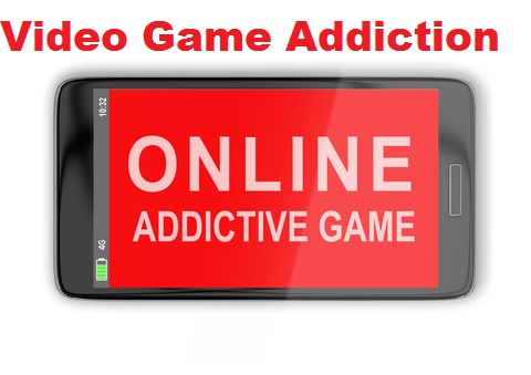 Online Addictive Game Sign on Mobile